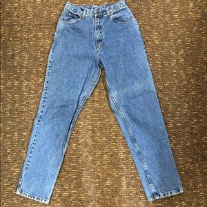 Vintage Tommy Girl high-waisted Jeans